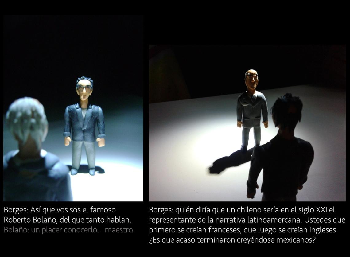 Borges Bolaño 01