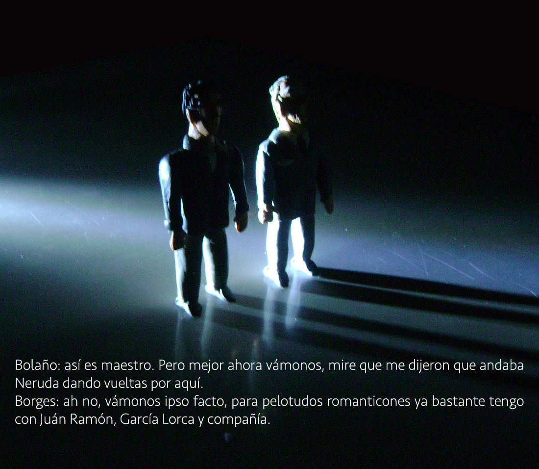 Borges Bolaño 011