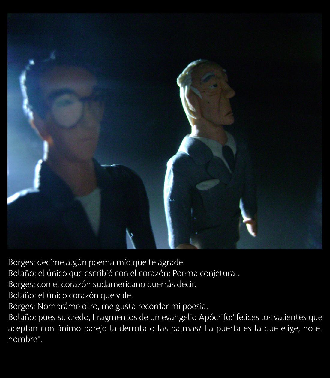 Borges Bolaño 07