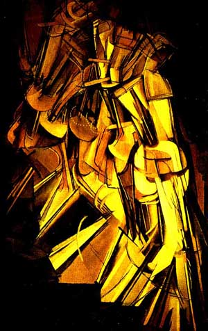 Duchamp-Nude-Descending-a-Staircase-N.2-1912-Philadelphi11