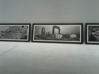 Foto de la expo de La santa Sede