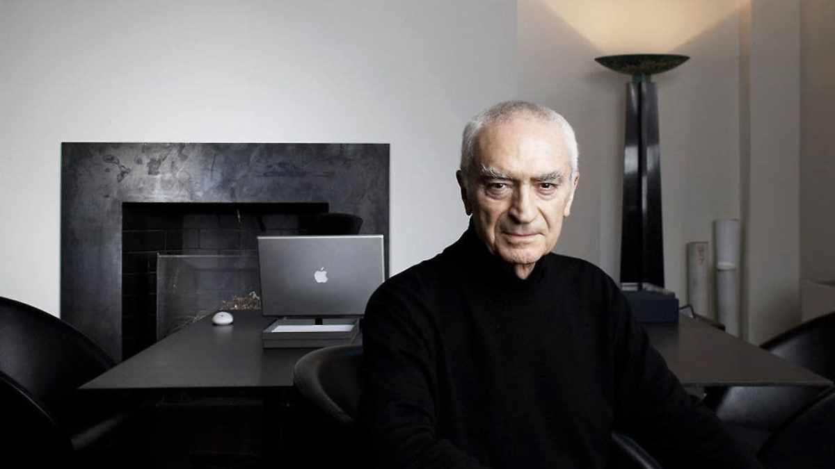 Massimo Vignelli, el arquitecto italiano  que revolucionó el diseño del siglo XX