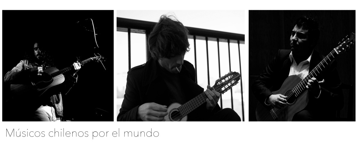 Músicos chilenos por el mundo