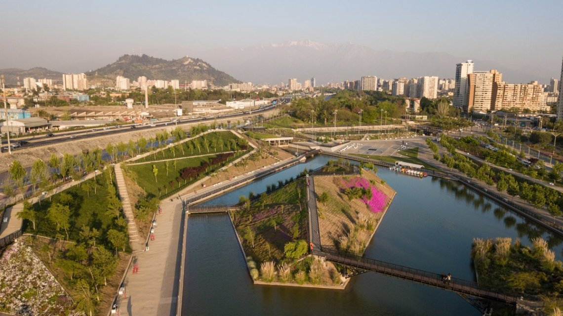 La ciudad y sus rios